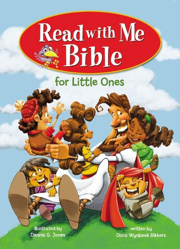 Read with Me Bible for Little Ones (Board book)