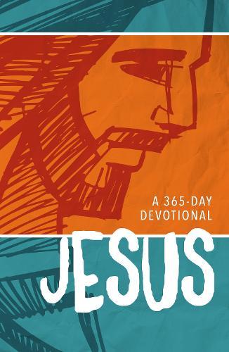 Jesus: A 365-Day Devotional (Hardback)