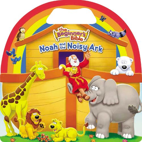 The Beginner's Bible Noah and the Noisy Ark - The Beginner's Bible (Board book)