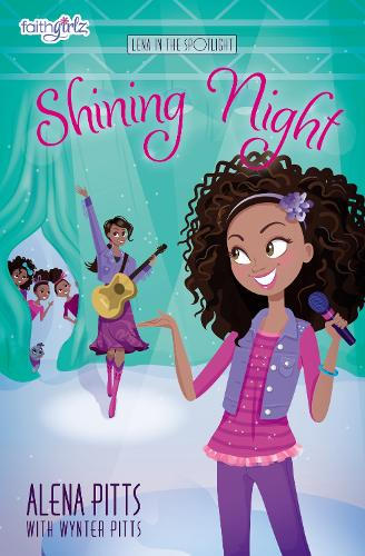 Shining Night - Faithgirlz / Lena in the Spotlight 3 (Paperback)
