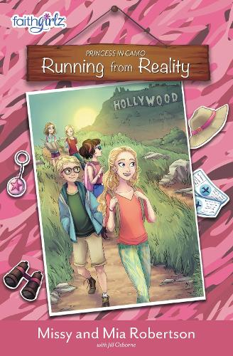 Running from Reality - Faithgirlz / Princess in Camo 2 (Paperback)