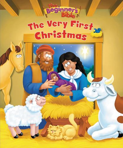 The Beginner's Bible The Very First Christmas - The Beginner's Bible (Paperback)