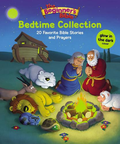 The Beginner's Bible Bedtime Collection: 20 Favorite Bible Stories and Prayers - The Beginner's Bible (Hardback)