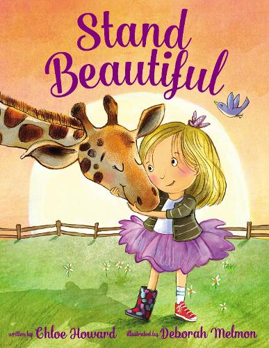 Stand Beautiful - picture book (Hardback)