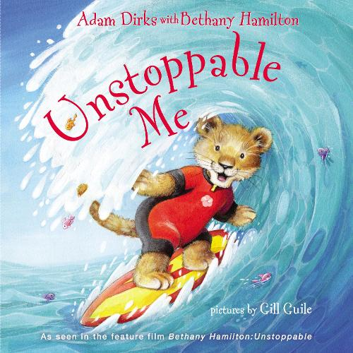 Unstoppable Me (Board book)