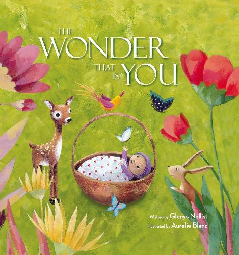 The Wonder That Is You (Board book)