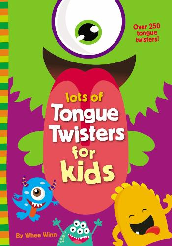 Lots of Tongue Twisters for Kids (Paperback)