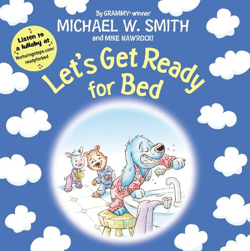Let's Get Ready for Bed - Nurturing Steps (Board book)