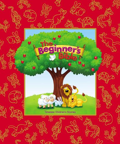 The Beginner's Bible Gift Edition: Timeless Children's Stories (Hardback)
