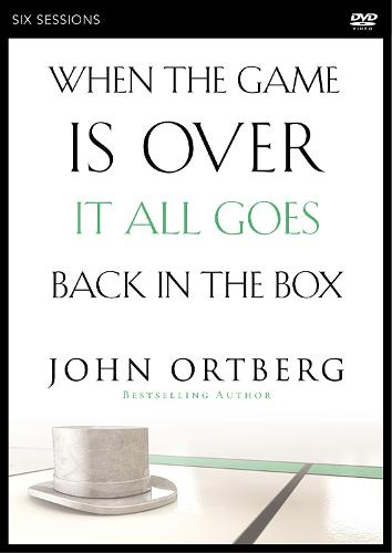 When the Game Is Over, It All Goes Back in the Box Video Study (DVD video)