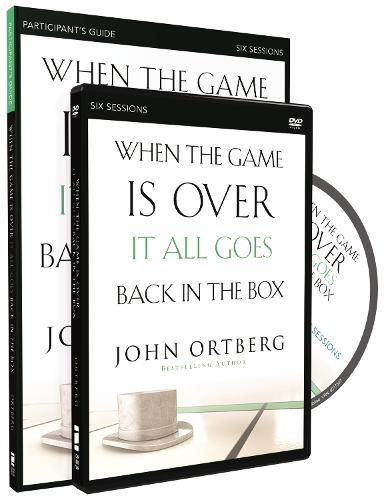 When the Game Is Over, It All Goes Back in the Box Participant's Guide with DVD (Paperback)