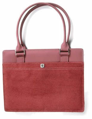 Suede-Look Mulberry with Accents XL