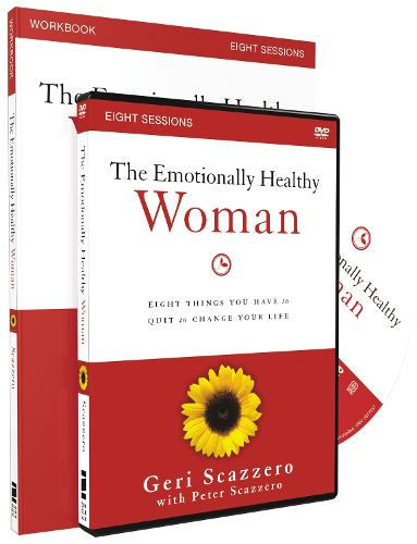 The Emotionally Healthy Woman Workbook with DVD: Eight Things You Have to Quit to Change Your Life (Paperback)