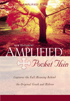 Amplified Pocket-Thin New Testament (Paperback)