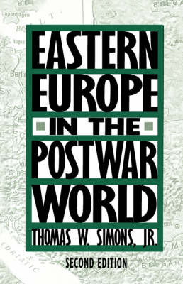 Eastern Europe in the Postwar World (Hardback)