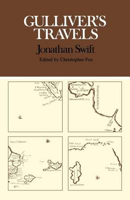 Gulliver's Travels - Case Studies in Contemporary Criticism (Paperback)