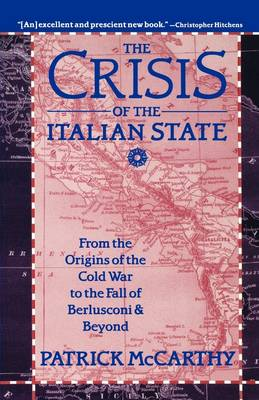 Crisis of the Italian State (Paperback)