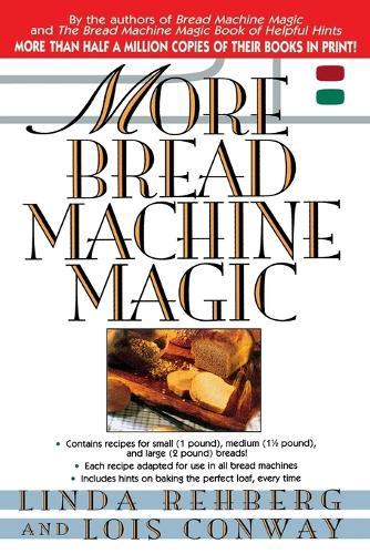 More Bread Machine Magic (Paperback)