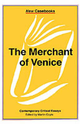 The Merchant of Venice: William Shakespeare (Hardback)