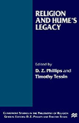 CSPR;Religion and Hume's Legacy - Claremont Studies in the Philosophy of Religion (Hardback)