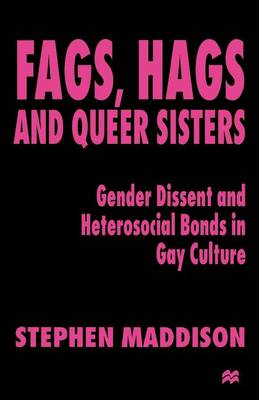 Fags, Hags and Queer Sisters: Gender Dissent and Heterosocial Bonding in Gay Culture (Paperback)