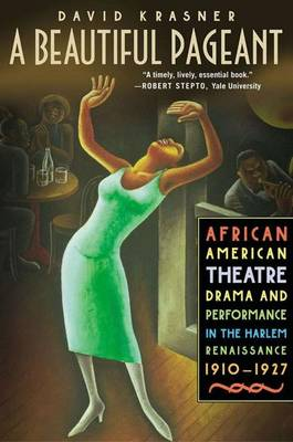 A Beautiful Pageant: African American Theatre, Drama and Performance in the Harlem Renaissance (Hardback)