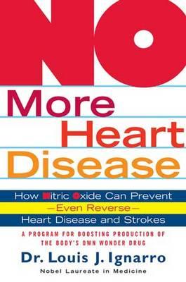 No More Heart Disease (Paperback)