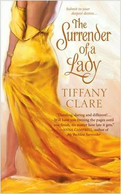 Surrender of a Lady (Paperback)