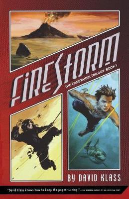 Firestorm - Caretaker Trilogy (Paperback) 01 (Paperback)