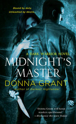 Midnight's Master: A Dark Warrior Novel (Paperback)