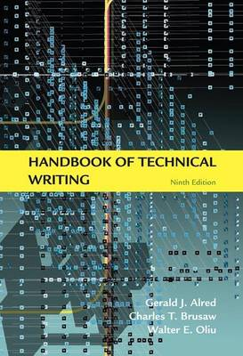 Handbook of Technical Writing (Hardback)