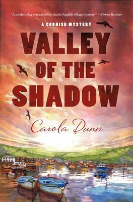 The Valley of the Shadow: A Cornish Mystery (Hardback)