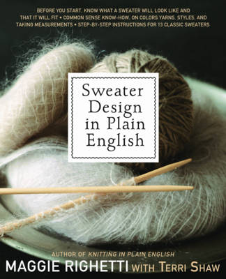 Sweater Design in Plain English (Paperback)