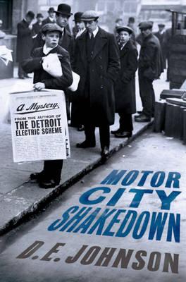 Motor City Shakedown (Hardback)