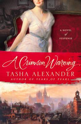 A Crimson Warning: A Novel of Suspense (Hardback)