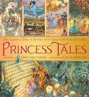 Princess Tales (Hardback)