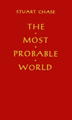 The Most Probable World (Hardback)