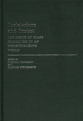 Proletarians and Protest: The Roots of Class Formation in an Industrializing World (Hardback)