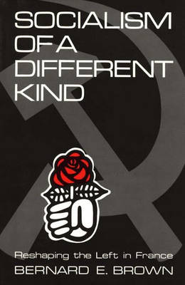 Socialism of a Different Kind: Reshaping the Left in France (Hardback)