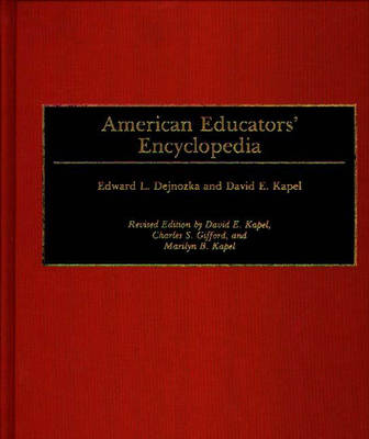 American Educators' Encyclopedia, 2nd Edition (Hardback)