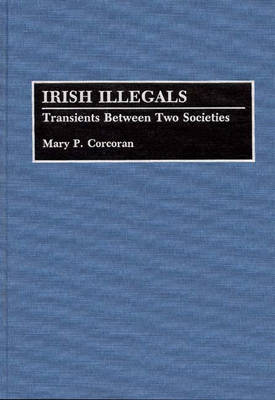 Irish Illegals: Transients Between Two Societies (Hardback)