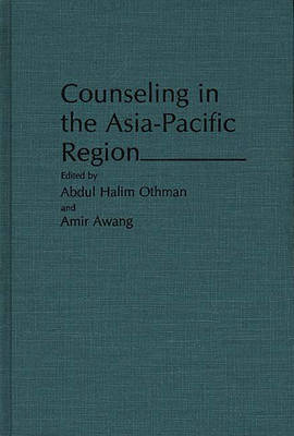Counseling in the Asia-Pacific Region (Hardback)