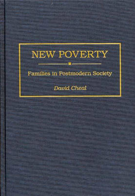 New Poverty: Families in Postmodern Society (Hardback)
