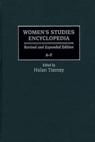 Women's Studies Encyclopedia (Hardback)