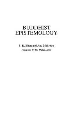 Buddhist Epistemology (Hardback)
