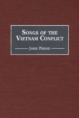 Songs of the Vietnam Conflict - Music Reference Collection (Hardback)