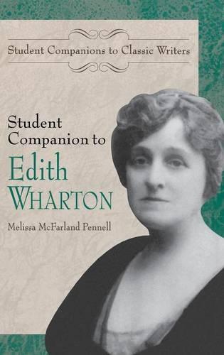 Student Companion to Edith Wharton - Student Companions to Classic Writers (Hardback)