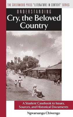 a literary analysis of the cry the beloved country Cry, the beloved country alan paton smaller rural villages in the country to the bigger cities to work in the jarvis never fell in the literary sense of.
