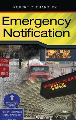 Emergency Notification - Praeger Security International (Hardback)