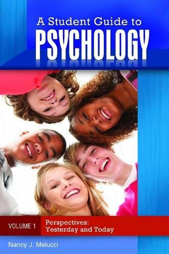 A Student Guide to Psychology [5 Volumes] (Hardback)